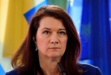 Udenrigsminister Ann Linde er bekymret. Hun frygter, at Nordens grænseåbninger ikke kommer til at omfatte Sverige.