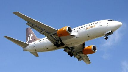 Arkivfoto. Fyringerne skete som direkte konsekvens af, at Jet Time har lukket en tredjedel af forretningen og afbrydet samarbejdet med SAS. »Jet Time skal reddes,« lyder det.
