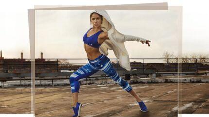 De amerikanske sportstøjsproducent Under Armour har lanceret kampagnen »I Will What I Want«, der fokuserer på plads til forskellighed. Et af kampagnens ansigter er balletfænomenet Misty Copeland. Foto: Under Armour