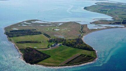Den danske ø Egholm er blevet solgt til en hemmelig ejer.