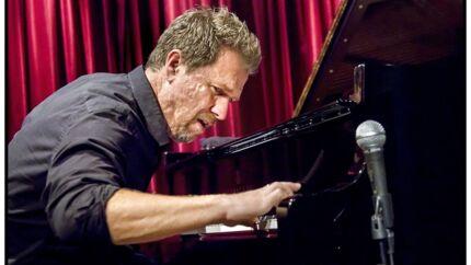 Jazz-pianisten Jacob Christoffersen. Foto Torben Christensen