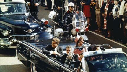 Trump vil frigive hemmelige dokumenter om Kennedy-mordet.