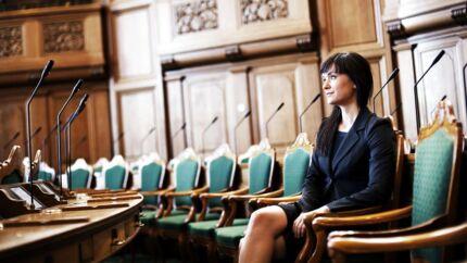 Venstres sundhedsordfører, Sophie Løhde.