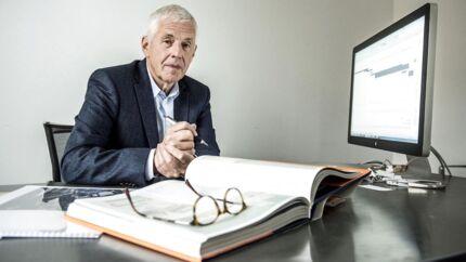 Ejendomsveteranen Jørgen Junker, som netop er begyndt i projektfirmaet Gefion Group, hvor han skal stå for nybyggeri