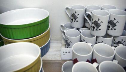 EU er ved at undersøge, om import af kinesisk keramik til fx service og andet køkkenudstyr skal pålægges en straftold, fordi det sælges til Europa til dumpingpriser.