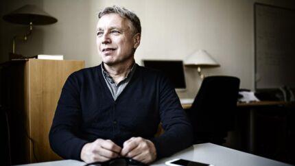 Uffe Elbæk fra det politiske parti Alternativet.