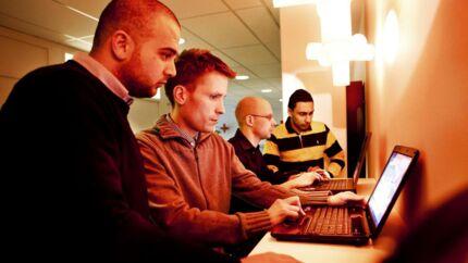 De korte uddannelser på erhvervsakademierne er i øjeblikket meget populære hos studerende, der gerne vil ud i erhvervslivet hurtigt.