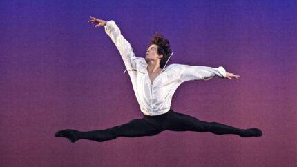 Andreas Kaas er Den Kongelige Ballets nyeste solodanser. Foto: Det Kongelige Teater
