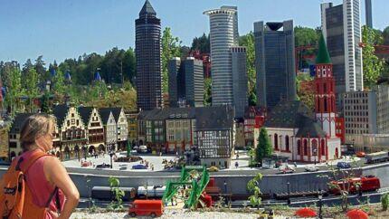 Legoland-parken i den tyske by Guenzburg.