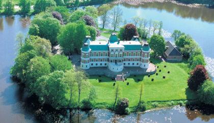 Häckeberga Slot.