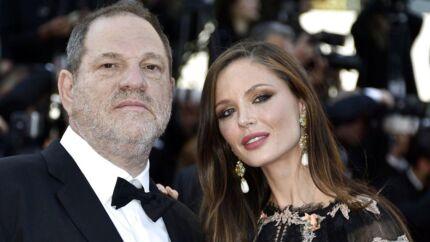Harvey Weinstein og Georgina Chapman er nu i skilsmisseforhandlinger.