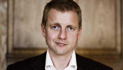 Martin Geertsen, medlem af transportudvalget (V).