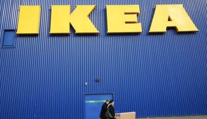 Ikea butik, Bordeaux