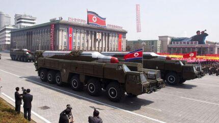 Sydkoreanske medier skriver ifølge New York Times, at Nordkorea har opstillet et mellemdistancemissil med betegnelsen Mesudan, med en anslået rækkevidde på 3.000 kilometer, på landets østkyst