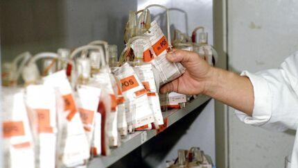 Registerforskning har bl.a. afklaret, at kræft ikke kan smitte ved bloddonation, men nu er registerforskningen truet af nye EU-regler, skriver dagens kronikører. Arkivfoto: Scanpix