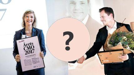 Tidligere års vindere: Jeanette Fangel Løgstrup, Danske Bank, og Tore Pein, Momondo. Foto: Thomas Lekfeldt og Linda Kastrup.
