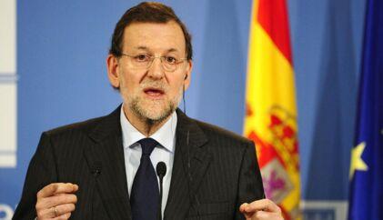 Katastrofale arbejdsløshedstal har fået Spaniens konservative premierminister Mariano Rajoy til at bede EU om at slække budgetkrav.