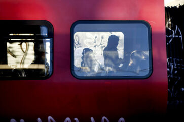 DSBs kunder er ikke tilfredse, men på Linie F mellem Hellerup og Ellebjerg høster DSB roser.