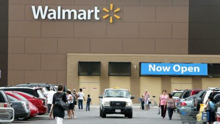 Wal-Mart nedjusterede i ugens løb forventningerne til årets salg, og det smitter af på stemningen på aktiemarkedet.