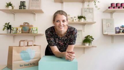 To Good To Go åbner med adm. direktør Mette Lykke i spidsen på onsdag en ny form for butik på Frederiksberg.