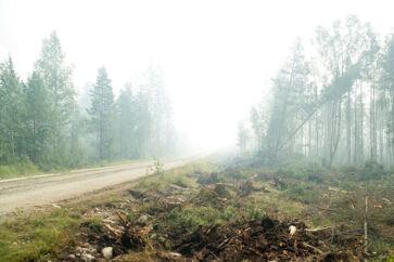 Brandene er stadig ude af kontrol, og man har endnu ingen horisont for hvor længe, det varer yderligere.