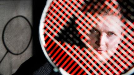 Årets Dansker. Badmintonspiller Viktor Axelsen.