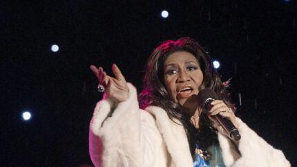 Aretha Franklin har haft 112 singler på Billboards hitlister, herunder 20 R&B-førstepladser, hvilket gør hende til musikhistoriens hyppigst hitliste-placerede kvinde. Foto: Saul Loeb