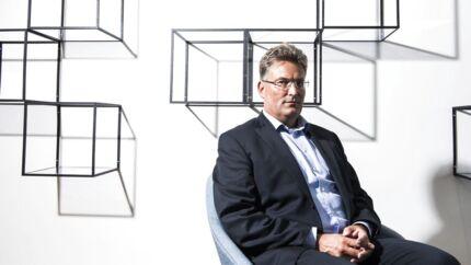"""Jakob Baruël Poulsen - også kaldet """"barylen"""" - manden der skruede store handler sammen i DONG, men røg ud da han blev for dyr og fældede Eldrup. Nu sidder han i Copenhagen Infrastructure Partners og laver store projekter."""