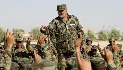 Afghanistan: Den Afghanske hær skal overtage sikkerheden imod Taleban, når de danske soldater trækker sig ud af Afghanistan i 2014.
