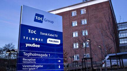 YouSees hovedkvarter, Teglholmsgade 1, København