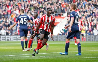 Victor Wanyama er ny mand i Tottenham.