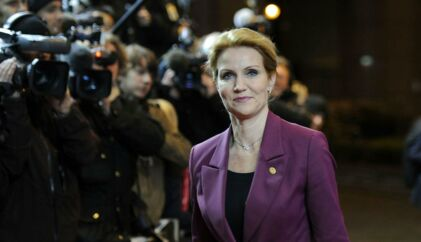 """Helle Thorning-Schmidt (S) betegner EU-topmødet som """"historisk"""", og opgaven er klar: Eurokrisen skal løses."""