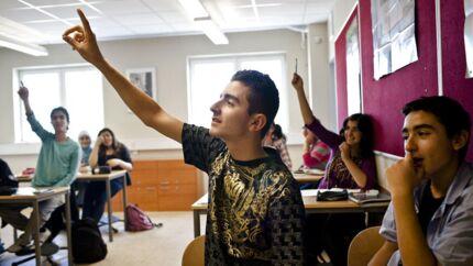 En gennemgang, som DR har lavet, viser, at muslimske friskoler laver langt færre underretninger om børn, der mistrives, end grundskolen generelt. Hay Skolen i København er en af Danmarks muslimske friskoler.