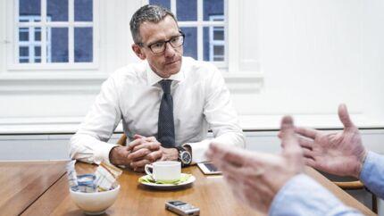 ATP-direktør Christian Hyldahl skruer op for processen med at lukke kreative investeringer i Luxembourg.