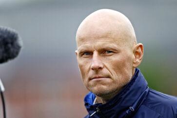 Træning hos FCK Ståle Solbakken
