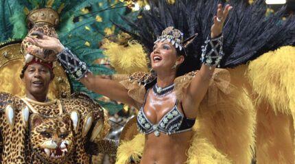 Karneval i Rio de Janeiro