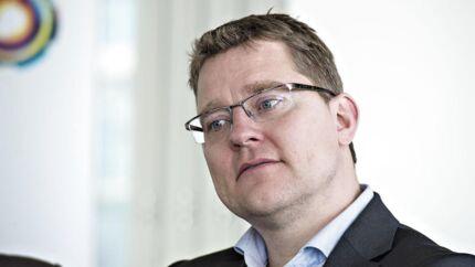 ARKIVFOTO. Klima- Energi- og Bygningsminister Rasmus Helveg Petersen (R).