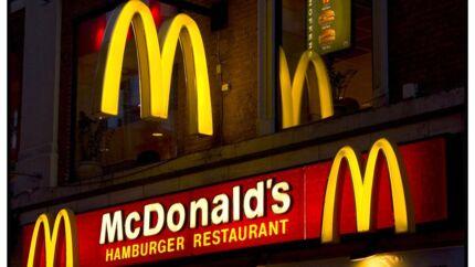 To McDonald's-restauranter lukker i København.