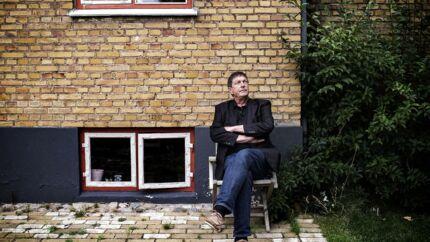 TV-vært Ole stephensen vil i Folketinget for Det Konservative Folkeparti.