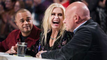 Sanne Salomonsen har sparket nyt liv i årets dommertrio i X Factor.