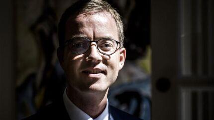 Venstre miljø- og fødevareminister Esben Lunde Larsen. FOTO: THOMAS LEKFELDT.