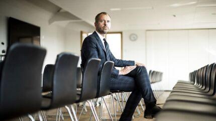 Boris Frederiksen, partner hos Kammeradvokaten, har de senere år stået i spidsen for konkursafdelingen hos Kammeradvokaten, der er blevet en stor og betydelig spiller i advokatbranchen.