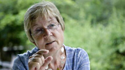 »Damen med håndtasken«, Marianne Jelved, fylder i dag 75 år.