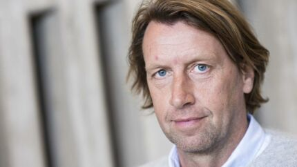 Journalist og dokumentarist Anders Agger.