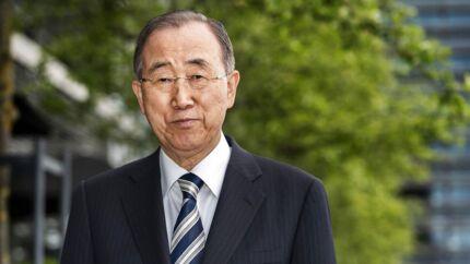Ban Ki-Moon besøgte Danmark for at mødes med mulige sponsorer til det nye FN Museum.